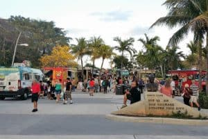 Food Truck Events, including Pompano Pier Friday