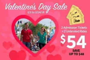 Youth Fair Valentine's Day Sale
