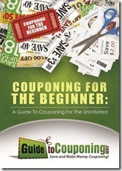 Couponing for the Beginner - a Guide to Couponing
