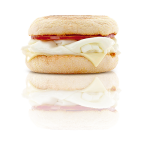 McDonald's Egg White Delight McMuffin for $1